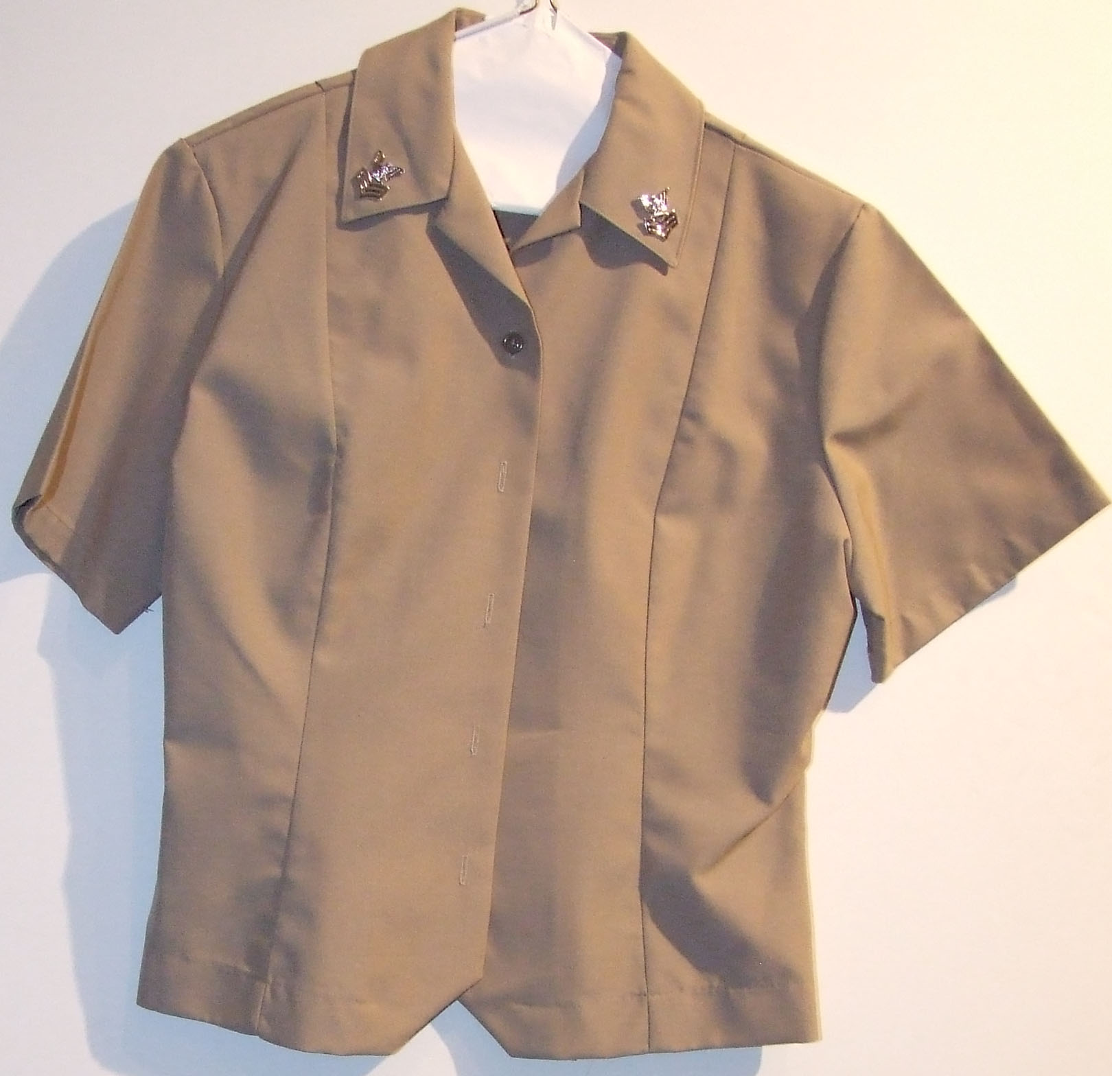 U S  NAVY ENLISTED SERVICE UNIFORM, PETTY OFFICER FIRST